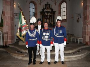 Grenadiere mit SM Hans