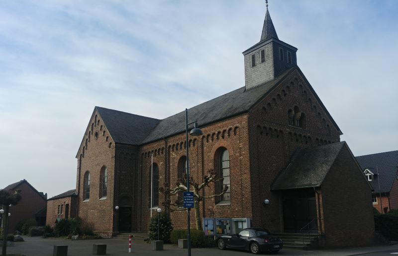 Messe und Adventsfeier der Senioren @ St. Aloysius | Dormagen | Nordrhein-Westfalen | Deutschland