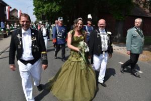 Bundesköniginnentag in Westenholz