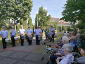 Nievenheim Altenheim BTC Vorstand