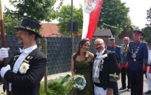 BKT: S.M. Frank I. Perle & Königin Stefanie